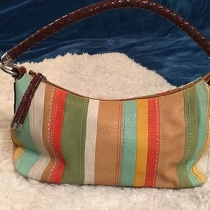 Fossil Colorful Leather Good Condition